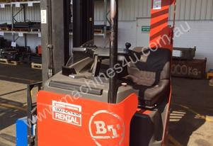 2009 Economy Class BT Reach Forklift - Perth