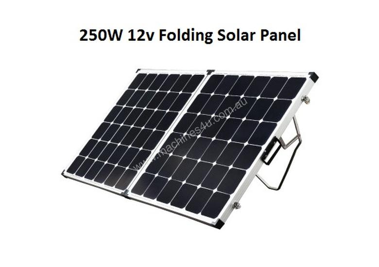 New Day-maker Australia Solar Equipment for sale - 12V 250W Folding ...