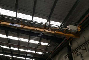 Modular Crane - 1 tonne, single beam overhead