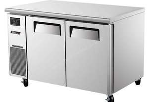 Turbo Air 2 Door Under Counter Fridge