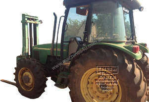 John Deere 5520 with Forklift, Call EMUS NQ