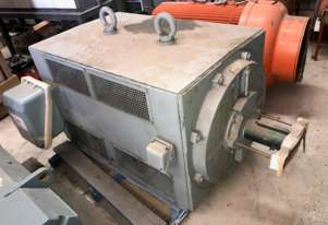 335 kw 450 hp 10 pole 3300 v AC Electric Motor