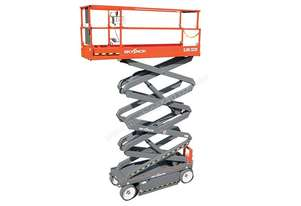 Scissor Lift - 7.9m (26ft) electric Skyjack