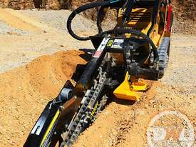 DIGGA TRENCHERS SUIT MINI LOADER SUIT DINGO, VERMEER, KANGA, BOXER Trencher Attachments - picture0' - Click to enlarge