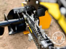 DIGGA TRENCHERS SUIT MINI LOADER SUIT DINGO, VERMEER, KANGA, BOXER Trencher Attachments - picture5' - Click to enlarge