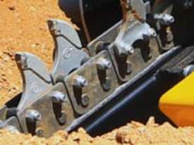 DIGGA TRENCHERS SUIT MINI LOADER SUIT DINGO, VERMEER, KANGA, BOXER Trencher Attachments - picture6' - Click to enlarge
