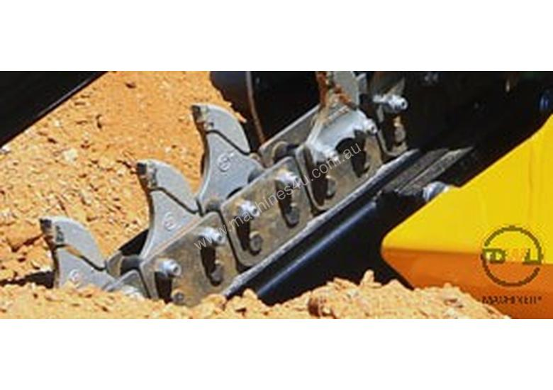 DIGGA TRENCHERS SUIT MINI LOADER SUIT DINGO, VERMEER, KANGA, BOXER Trencher Attachments