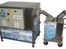 Dry ice pelletisers CIP %L - picture0' - Click to enlarge