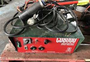 KCD Stud Welder CD 8000 Gap Contact Welders