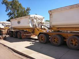 2013 GTE TRi Axle Side Tipping A  Trailer AUCTION - picture2' - Click to enlarge