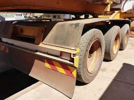 2013 GTE TRi Axle Side Tipping A  Trailer AUCTION - picture4' - Click to enlarge
