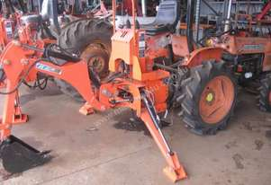 Backhoe attachment Model B4 for 14hp to 25hp tractors
