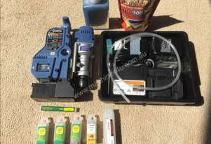 Nitto Cordless magnetic drill