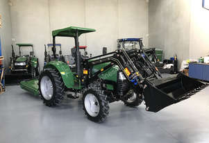 New Enfly 40hp Tractor with front end loader