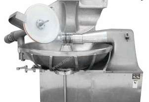 Bowl Cutter (s/s) with offloader and control panel