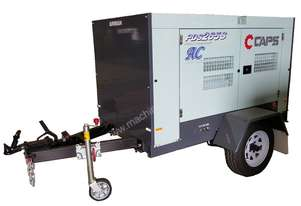 AIRMAN PDS265SC-5B2-T 265cfm  Towable Portable Air Compressor