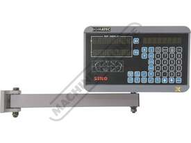 Suits XH-2, XH-3 Sino Digital Readout Mill Mounting Bracket Kit Mill Basic Kit for 2-Axis or 3-Axis - picture3' - Click to enlarge