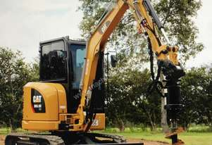 New CAT 3.5t Excavator Sunshine Coast