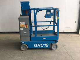 Genie GRC12 Lift - picture0' - Click to enlarge