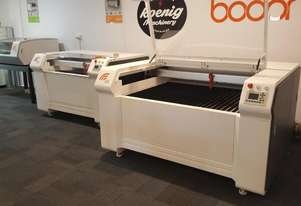 150W -1.3m x 0.9m bed - Laser Cutter/ Engraver