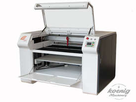 STOCK SALE - 150W -1.3m x 0.9m bed - Laser Cutter/ Engraver - IN STOCK - picture4' - Click to enlarge