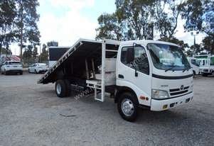 Hino 816 - 300 Series Tipping tray Truck