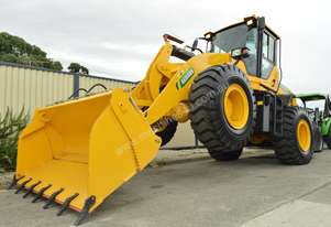 Agrison  13T 4IN1 DIESEL WHEEL LOADER