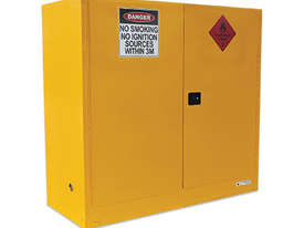 650L Indoor Flammable Liquids Cabinet. Built in Australia to meet Australian Standards (AS1940) - picture0' - Click to enlarge