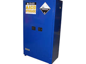 650L Indoor Flammable Liquids Cabinet. Built in Australia to meet Australian Standards (AS1940) - picture2' - Click to enlarge