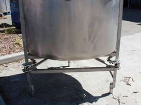 Stainless Steel Tank - picture1' - Click to enlarge
