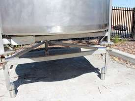 Stainless Steel Tank - picture8' - Click to enlarge