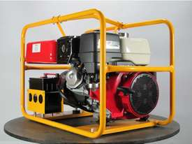 Powerlite Honda 8kVA Three Phase Generator + 2 Wire Auto Start Controller - picture18' - Click to enlarge