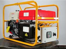 Powerlite Honda 8kVA Three Phase Generator + 2 Wire Auto Start Controller - picture20' - Click to enlarge