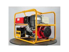 Powerlite Honda 8kVA Three Phase Generator + 2 Wire Auto Start Controller - picture4' - Click to enlarge