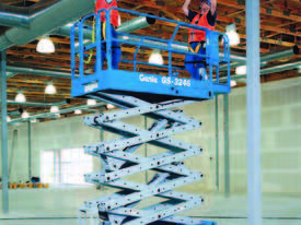 2011 Genie GS-3246 Scissor Lift - picture1' - Click to enlarge