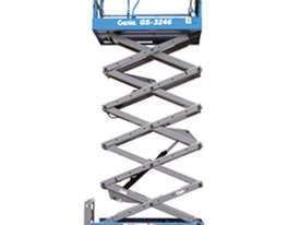 2011 Genie GS-3246 Scissor Lift - picture2' - Click to enlarge