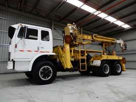 International Acco 1950C Crane Borer Truck - picture0' - Click to enlarge