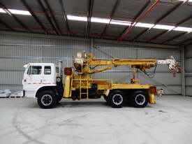 International Acco 1950C Crane Borer Truck - picture1' - Click to enlarge
