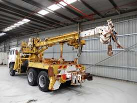 International Acco 1950C Crane Borer Truck - picture3' - Click to enlarge