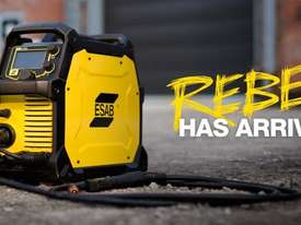 ESAB REBEL EMP 215ic - picture0' - Click to enlarge