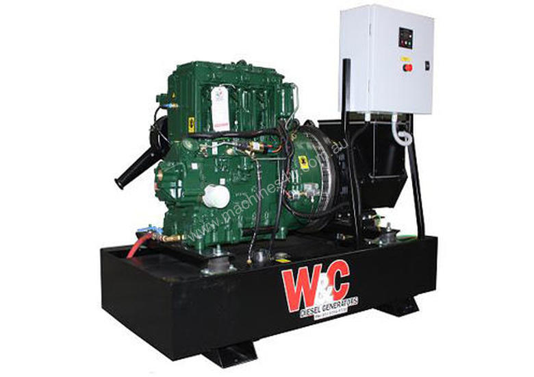 LARGE DIESEL GENSETS (air cooled)