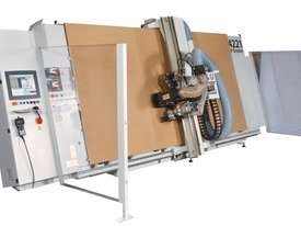 Casadei Industria Alu Ranger 4221 V-Groove Vertical CNC Machining Centre - picture0' - Click to enlarge