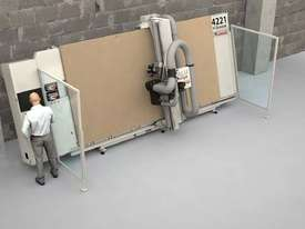 Casadei Industria Alu Ranger 4221 V-Groove Vertical CNC Machining Centre - picture2' - Click to enlarge