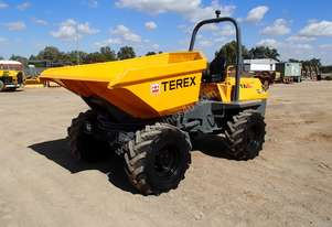 Terex TA6S Articulated Swivel Dumper