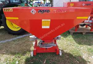 2018 AGROMASTER GS1 500 SINGLE DISC SPREADER (500L)
