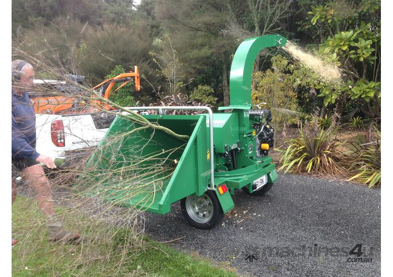 New 2019 hansa chippers C27 Wood Chippers Shredders in DARRA