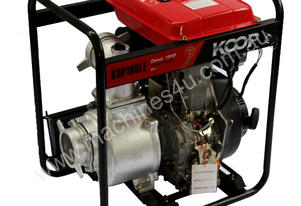 KOOP 4 inch ELECTRIC START 10HP
