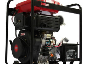 KOOP 4 inch ELECTRIC START 10HP - picture4' - Click to enlarge