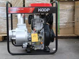 KOOP 4 inch ELECTRIC START 10HP - picture5' - Click to enlarge