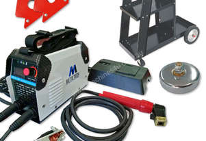 Metaltech180 Digital Inverter Welder Kit